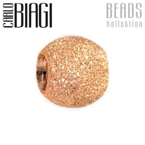 Carlo Biagi Bead Gravur Kugel Silber European Beads BGPS01