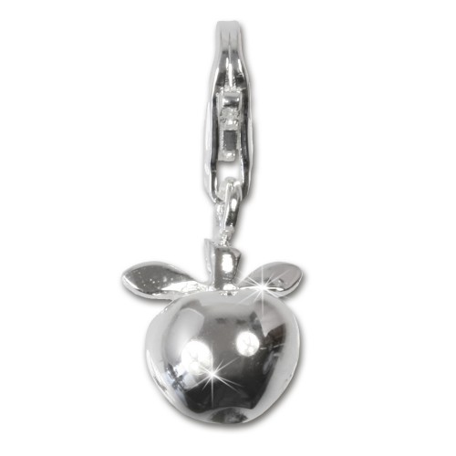 SilberDream 925 Silber Charm Apfel Armband Anhänger FC3109