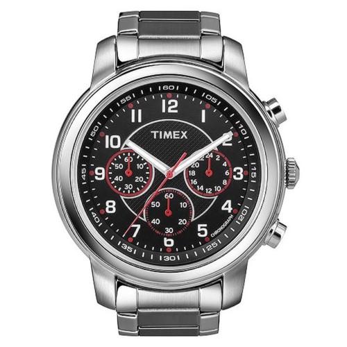 TIMEX Uhr schwarz Herrenuhr TIMEX CLASSIC Uhren Kollektion UT2N166
