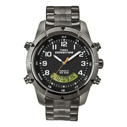 TIMEX Uhr schwarz Herrenuhr TIMEX Expedition Uhren Kollektion UT49826