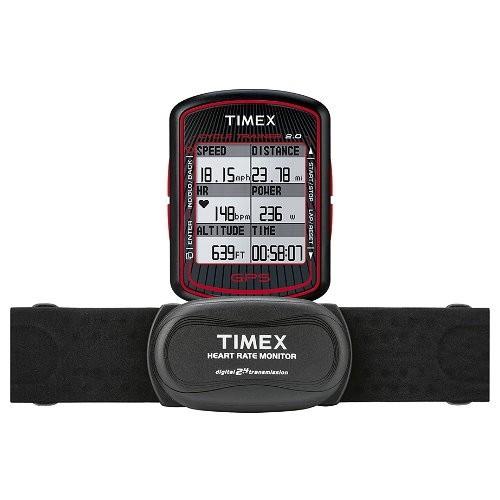 TIMEX Cycle Trainer 20 mit GPS ADVANCED Sport Kollektion UT5K615