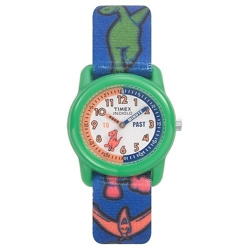 TIMEX Uhr Dinosaurier Kinderuhr TIMEX Kids Uhren Kollektion UT7B121