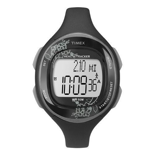 TIMEX Uhr schwarz Damenuhr TIMEX Iron Men Uhren Kollektion UT5K486