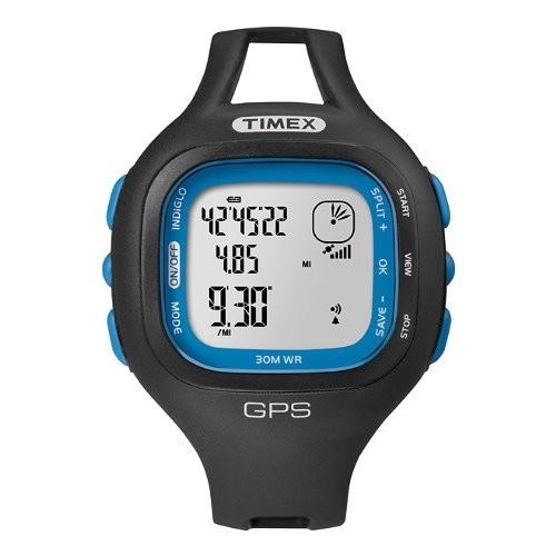 TIMEX Uhr schwarz-blau Herrenuhr Iron Men Uhren Kollektion UT5K639