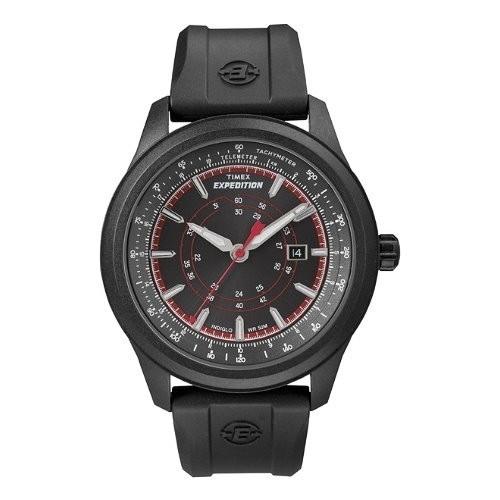 TIMEX Uhr schwarz Herrenuhr TIMEX Expedition Uhren Kollektion UT49920