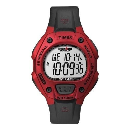 TIMEX Uhr rot Unisex Uhr digital TIMEX Sports Uhren Kollektion UT5K650