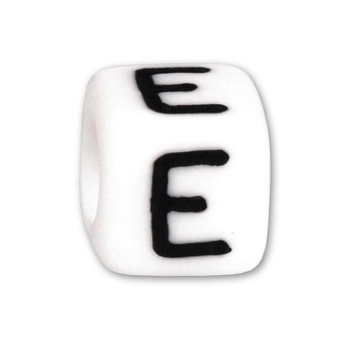 Bead Buchstabe E Beads für Armband KSPPWE