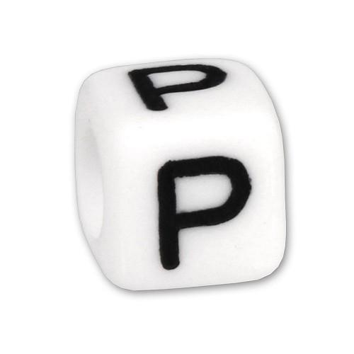 Bead Buchstabe P Beads für Armband KSPPWP