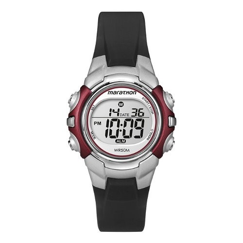 TIMEX Uhr Unisex schwarz-rot TIMEX Youth Uhren Kollektion UT5K645