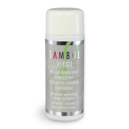 SilberDream Sambol Brillen-Reinigungskonzentrat Brillenpflege ZAP0174