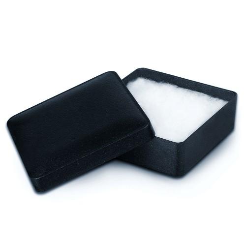 IMPPAC Ring und Schmuck Schachtel blau Etui Verpackung 55x55x20 VE040