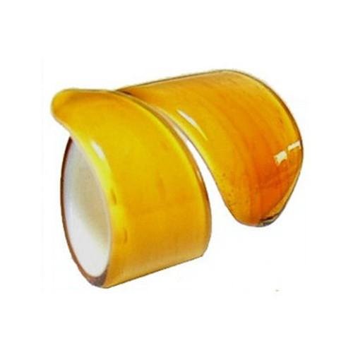 SilberDream Glas Schlangen Ring Glasring Venedig Gr.16 RXM0206