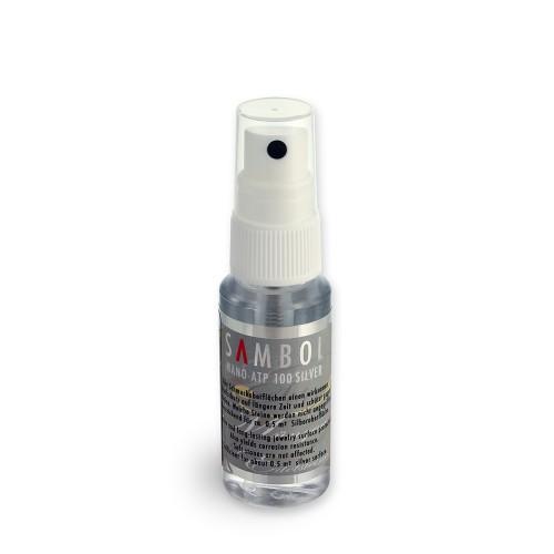 SilberDream Silber-Anlaufschutz Spray 30ml mit Nano-ATP ZAP0137