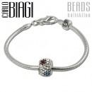 Carlo Biagi Bead Armband 1 European Beads BBA013
