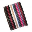 IMPPAC 10 Bänder 7 Farben für European Beads Biagi Bead LAZ00
