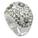 SilberDream Ring Glamour Zirkonia Gr.18 925er Silber SDR014W8