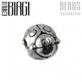 Carlo Biagi Bead Käfer 925 Silber European Beads BBS039