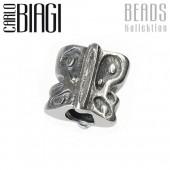 Carlo Biagi Bead Schmetterling European Beads BBS048