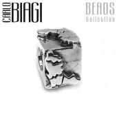 Carlo Biagi Bead Florida 925 Silber European Beads BBS084