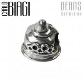 Carlo Biagi Bead olympisches Feuer European Beads BBS119