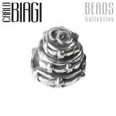Carlo Biagi Bead Hochzeittorte European Beads BBS137