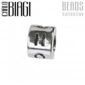 Carlo Biagi Bead Hoffnung 925 Silber European Beads BBS156