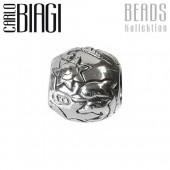 Carlo Biagi Bead Delphin Ball Silber European Beads BBS181