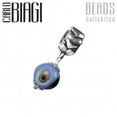 Carlo Biagi Dangle Bead Mosaik European Beads BDMMR02
