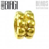 Carlo Biagi Bead Kugelband Silber European Beads BGPS08