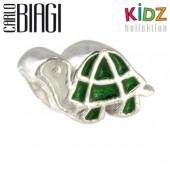 Carlo Biagi Kidz Bead Schildi 925 Beads für Armband KBE062