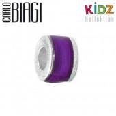 Carlo Biagi Kidz Bead Konfetti 925 Beads für Armband KSC08