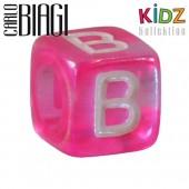 Carlo Biagi Kidz Bead Buchstabe B Beads für Armband KSPPLB