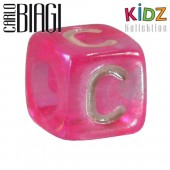 Carlo Biagi Kidz Bead Buchstabe C Beads für Armband KSPPLC