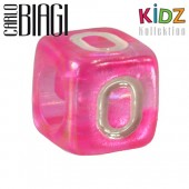 Carlo Biagi Kidz Bead Buchstabe O Beads für Armband KSPPLO