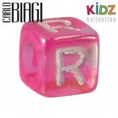 Carlo Biagi Kidz Bead Buchstabe R Beads für Armband KSPPLR