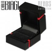 Schmuck Schachtel Geschenk Verpackung Etui 40x40mm Ringschachtel VE111
