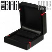 Schmuck Schachtel Geschenk Verpackung Etui 58x58mm Universalbox VE121