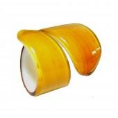 SilberDream Glas Schlangen Ring Glasring Venedig Gr.18 RXM0208