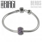 Carlo Biagi Bead Armband 1 European Beads BBA011