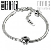 Carlo Biagi Bead Armband 1 European Beads BBA012