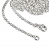 SilberDream 925er Silber Charm Kette Halskette 45cm FC002945-1