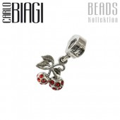 Carlo Biagi Dangle Bead Kirsche European Beads BDDS07