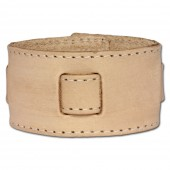 SilberDream Lederarmband beige Leder Armband LA3268N