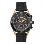 TIMEX Uhr schwarz Herrenuhr TIMEX Classic Uhren Kollektion UT2N829