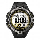TIMEX Uhr schwarz Herrenuhr TIMEX 1440 Uhren Kollektion UT5K421