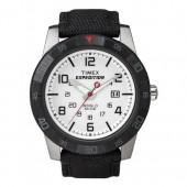 TIMEX Uhr wei Herrenuhr TIMEX Expedition Uhren Kollektion UT49863