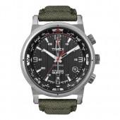 TIMEX Uhr schwarz Herrenuhr TIMEX IQ Uhren Kollektion UT2N726