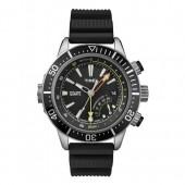 TIMEX Armbanduhr schwarz Herrenuhr TIMEX IQ Uhren Kollektion UT2N810