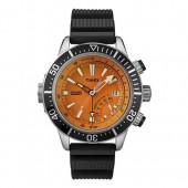 TIMEX Armbanduhr orange Herrenuhr TIMEX IQ Uhren Kollektion UT2N812