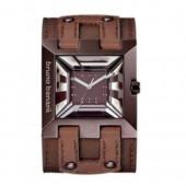 Bruno Banani Herren Uhr braun XT Square Uhren Kollektion UBR20802